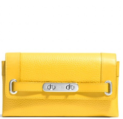 Coach Wallet Canary 53028