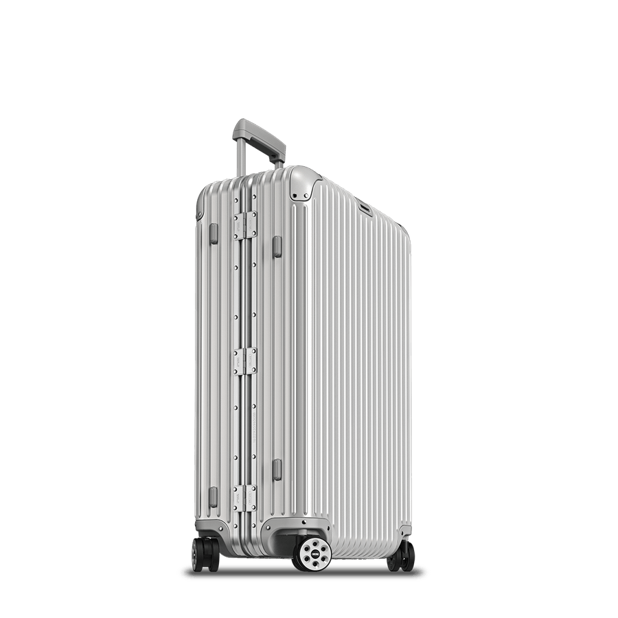 rimowa topas multiwheel 73 electronic tag aluminium de groen bv. Black Bedroom Furniture Sets. Home Design Ideas