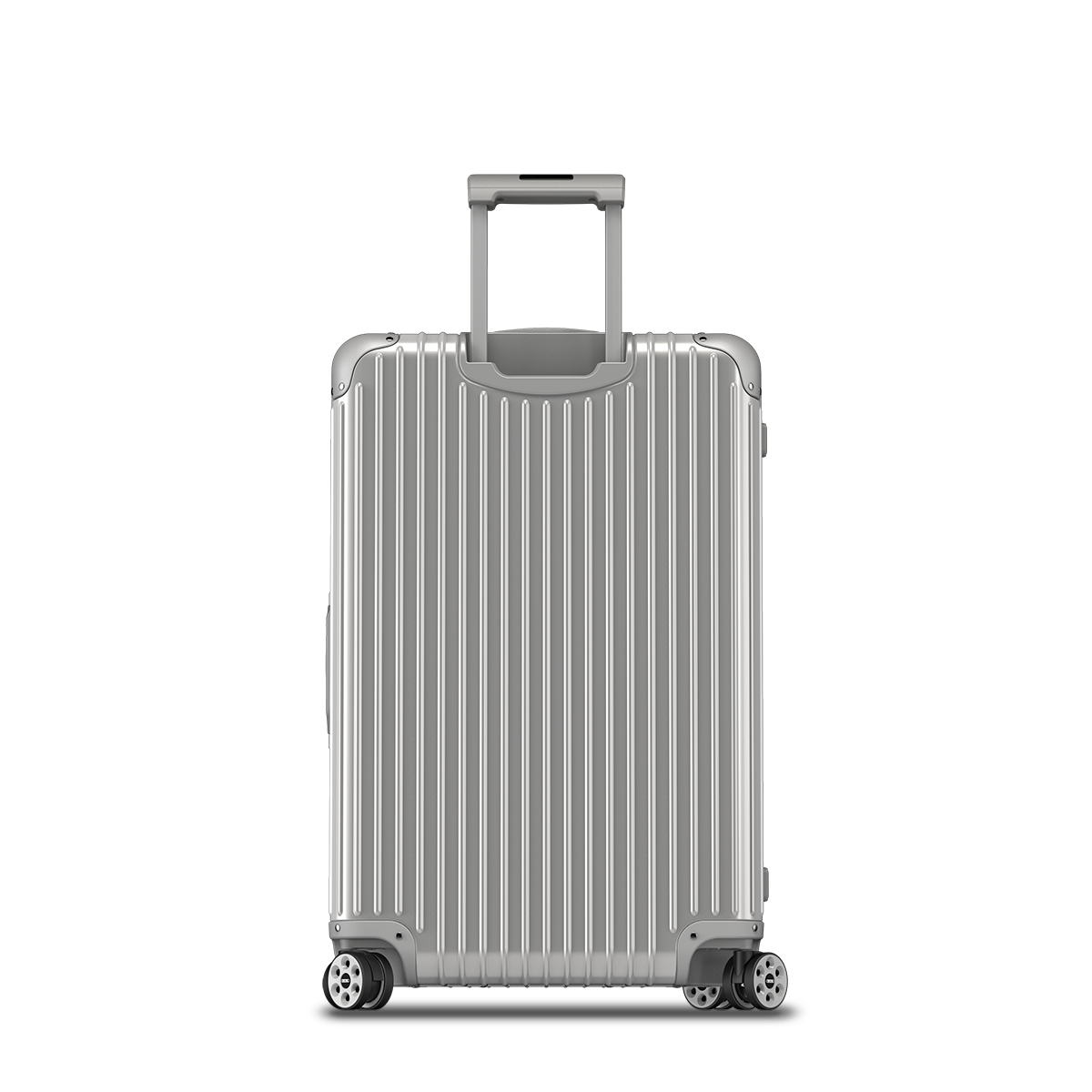 rimowa topas multiwheel 70 electronic tag aluminium de groen bv. Black Bedroom Furniture Sets. Home Design Ideas