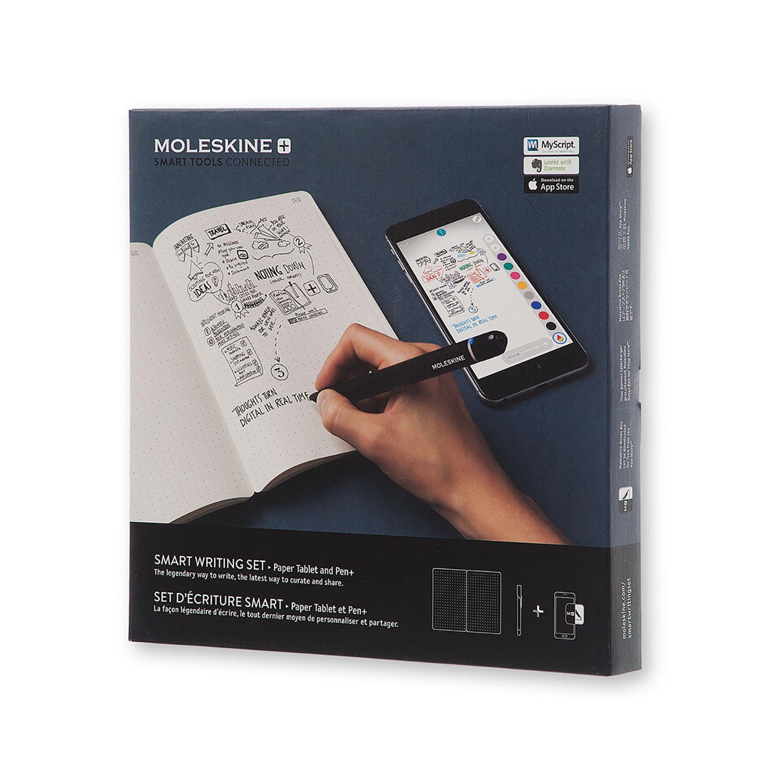 Moleskine Smart Writing Set Large De Groen Bv