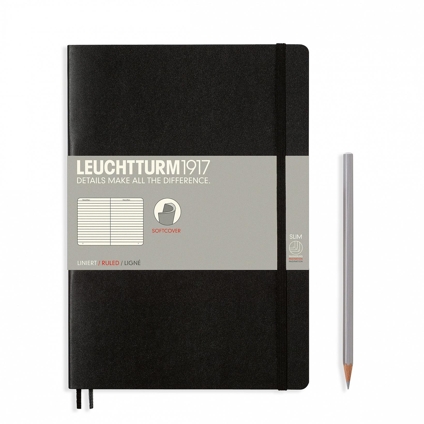 Leuchtturm1917 Notitieboek B5 LINED