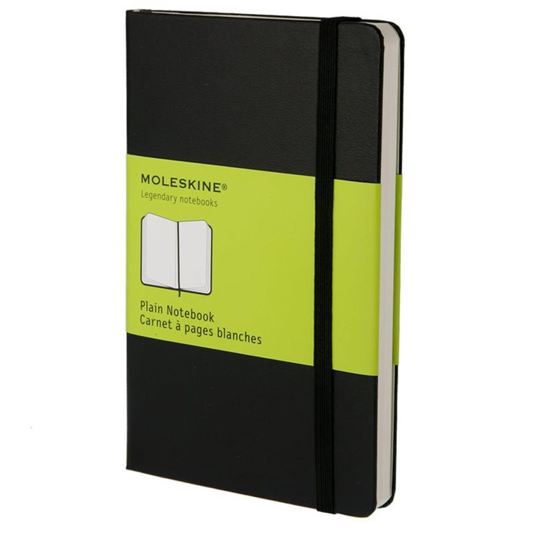 Moleskine Notitieboeken Pocket PLAIN