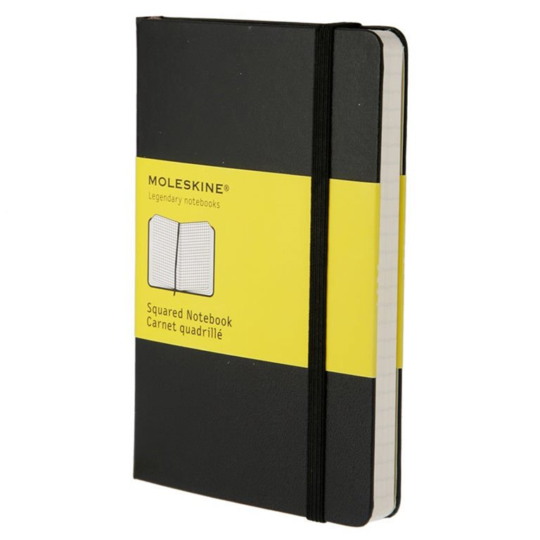 Moleskine Notitieboeken Pocket Squared
