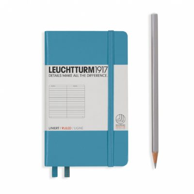 Leuchtturm1917 Notitieboek A6 Pocket LINED