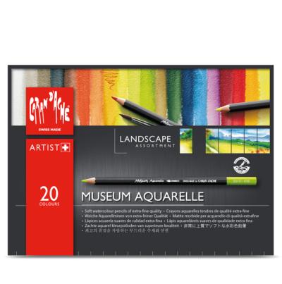 Caran d' Ache Museum Aquarelle 20 stuks