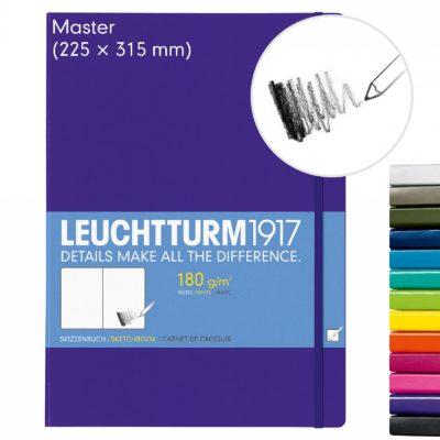 Leuchtturm1917 A4+ Master Schetsboek