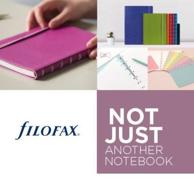 Filofax (Refillable) Notebook