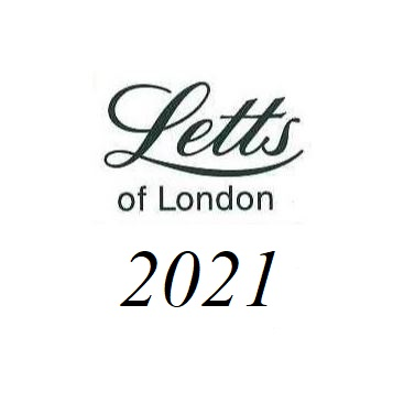 Letts of London 2021