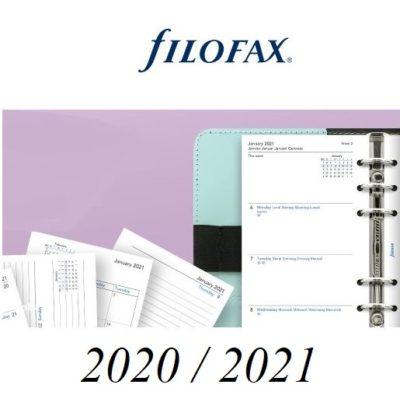 Filofax 2020 / 2021