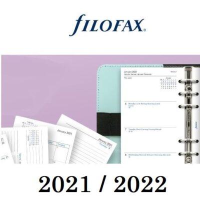 Filofax 2021 / 2022