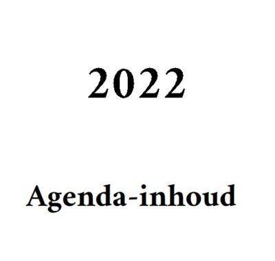 Filofax 2022